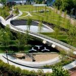 Diseño, construcción jardines y áreas verdes