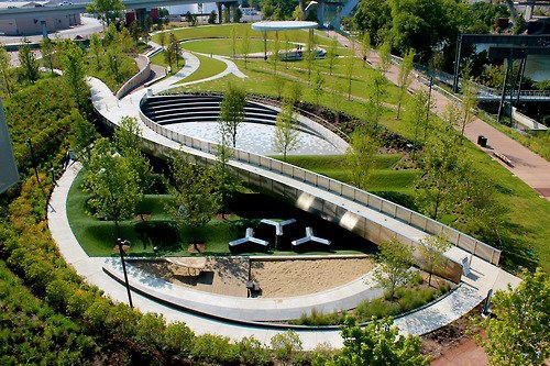 Diseu00f1o Construcciu00f3n Jardines Y U00e1reas Verdes