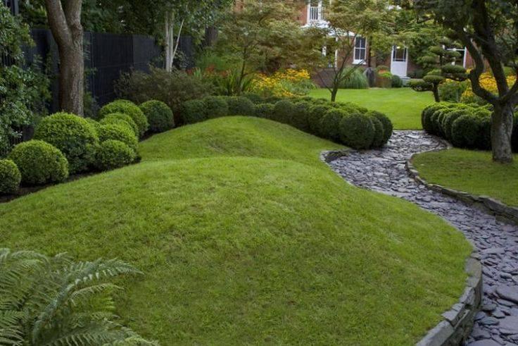 Dise o construcci n jardines y reas verdes for Arquitectura de jardines